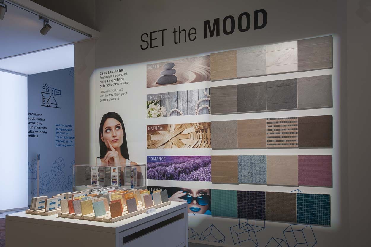 "Set The Mood For Everything: ""Everything's OK, With Mapei"" At Cersaie 2018"