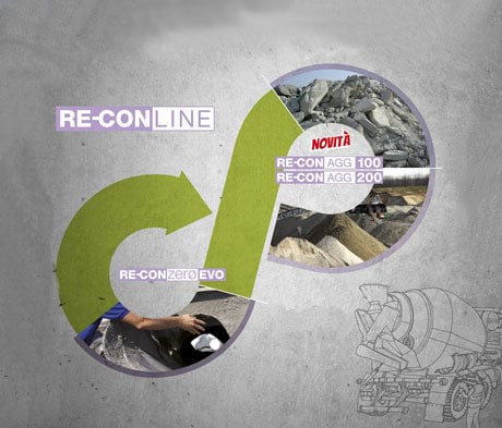 Re-Con: Mapei expands its line for sustainable concrete