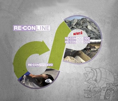 Re-Con: Mapei amplia la linea per il calcestruzzo sostenibile
