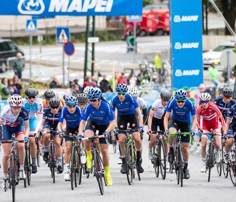 Mapei is UCI Main Sponsor for the 2018 Road World Championships