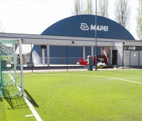 Inaugurati i nuovi campi del Centro Sportivo Comunale Albatros dedicato a Rodolfo Squinzi