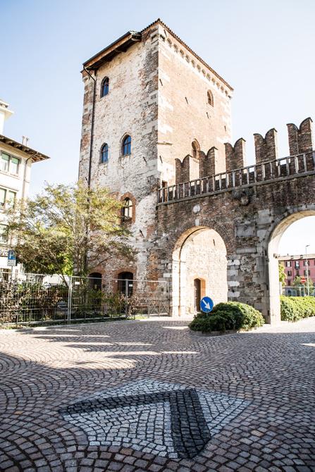 Via Aquileia - Udine