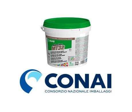 Mapei wins the 2019 CONAI Prevention Invitation to tender