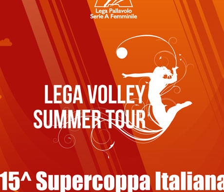 Mapei Special Partner del Lega Volley Summer Tour 2019
