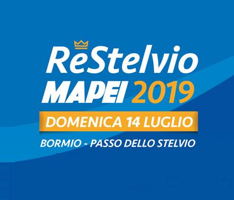 Re Stelvio Mapei 2019