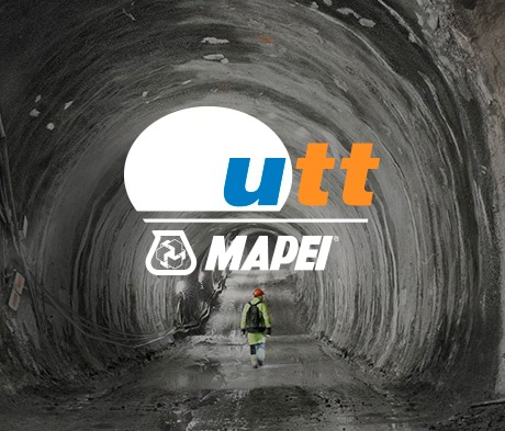 Mapei: Platinum Sponsor of the World Tunnel Congress 2019