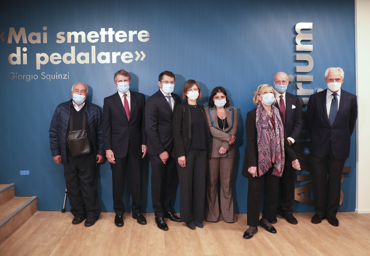 Perini, Spada, la famiglia Squinzi, Rocca e Tronchetti Provera