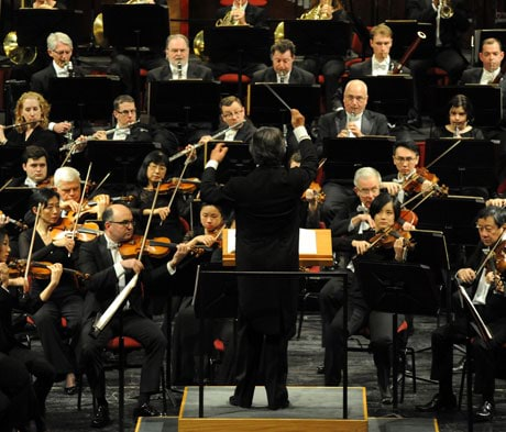 Mapei sponsors a Special Concert directed by Riccardo Muti at La Scala