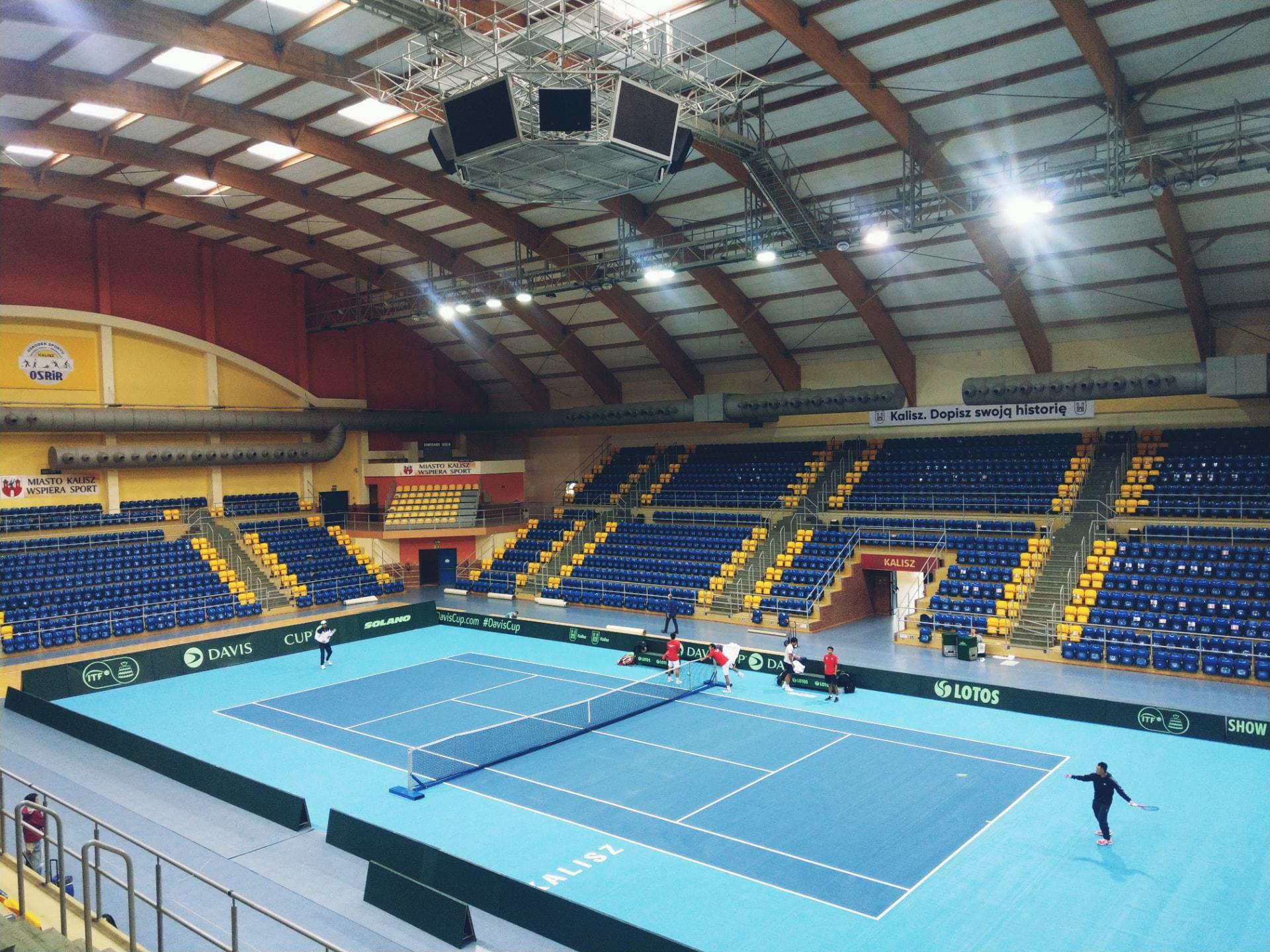 Final court