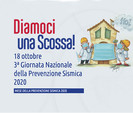 "Seismic risk mitigation: Mapei renews its support for Italy's ""Diamoci una Scossa"" Initiative"