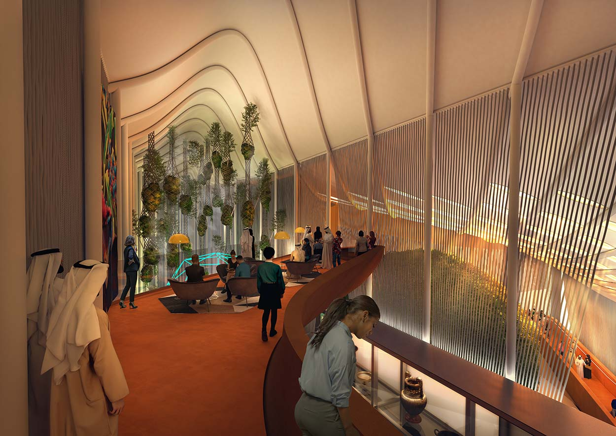 201910 Unveiling Italian Pavilion 2020_Renderings by CRA_1-r