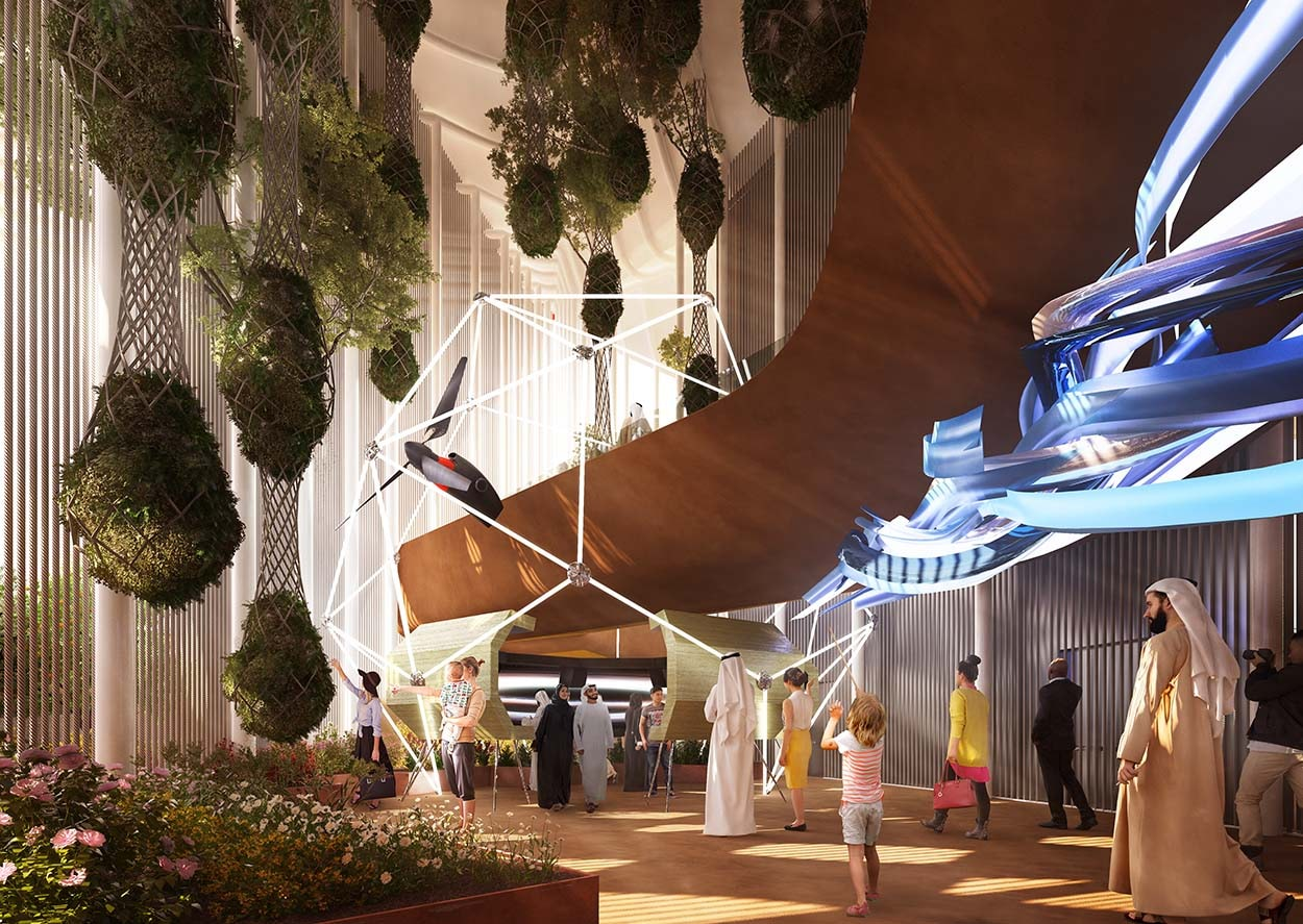 201910 Unveiling Italian Pavilion 2020_Renderings by CRA_5-r