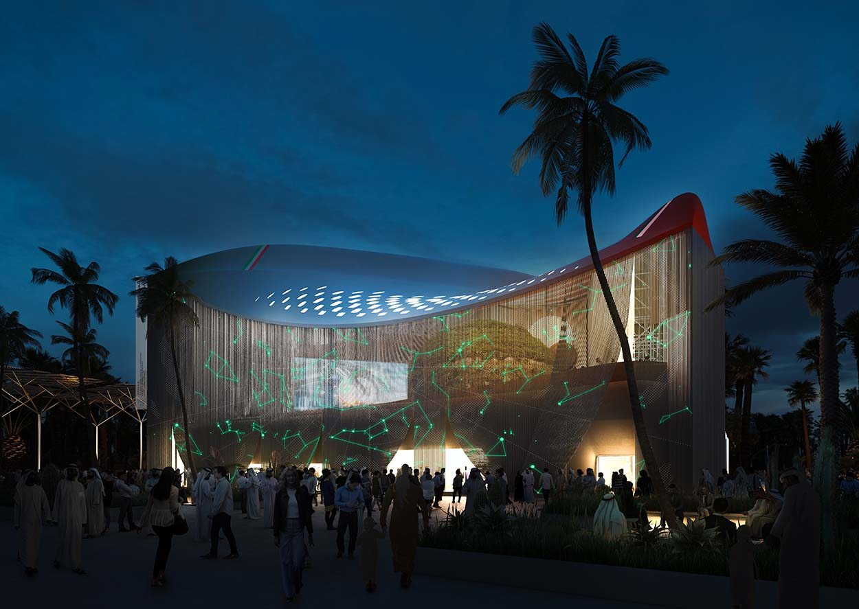 201910 Unveiling Italian Pavilion 2020_Renderings by CRA_7-r