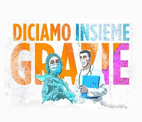 Colorite Performance per il Progetto Diciamo Insieme Grazie negli Ospedali in Lazio