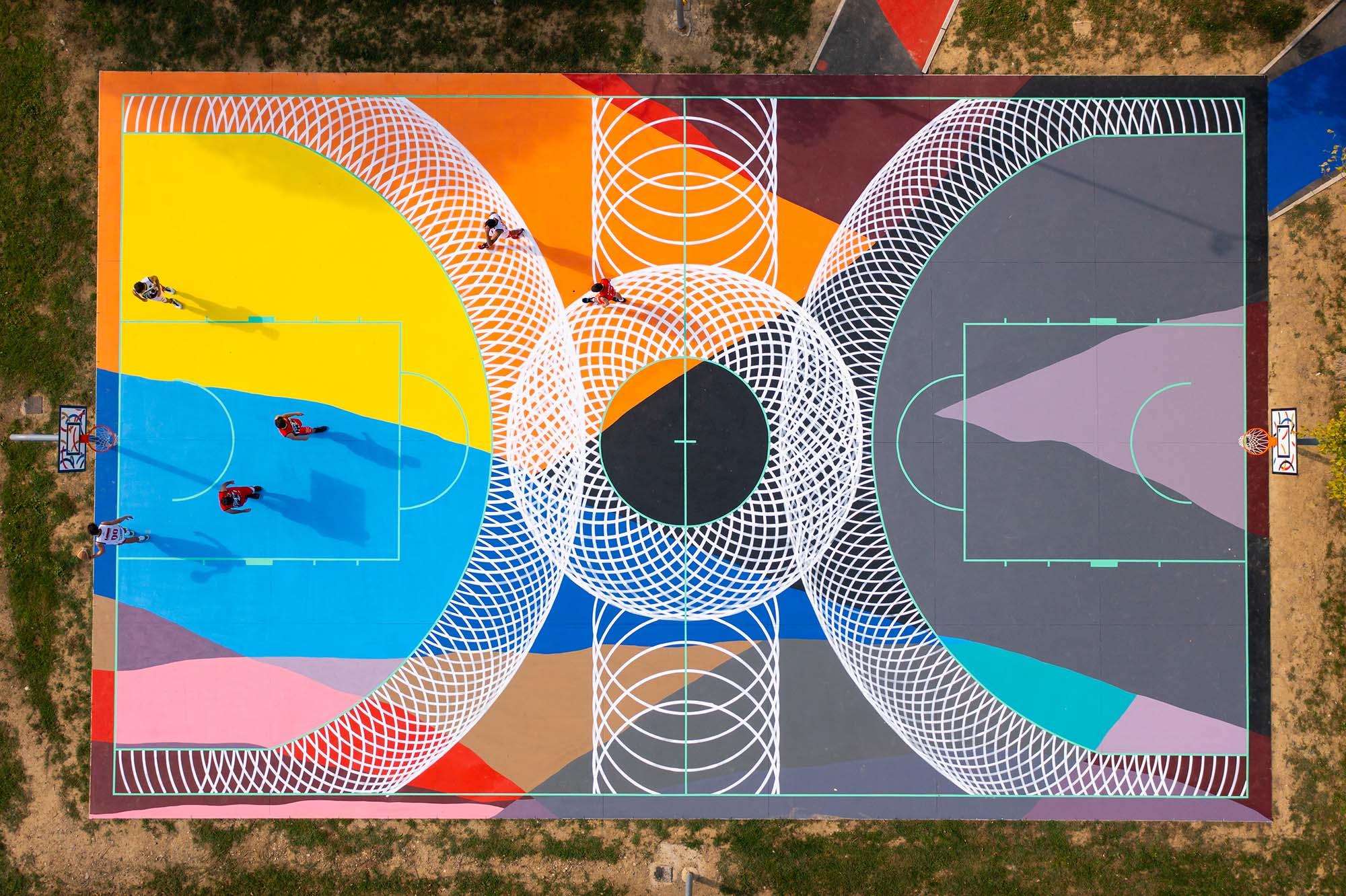 Mapei per Montemurlo_inaugurazione campo basket Oste (4)