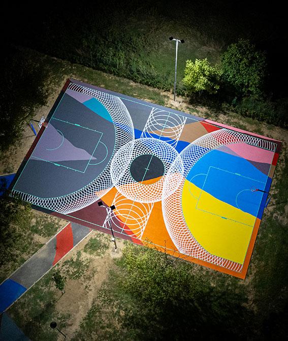 Mapei per Montemurlo_inaugurazione campo basket Oste (7)
