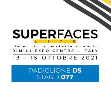 Al Superfaces 2021 le soluzioni Mapei per la posa a regola d'arte di LVT, tessili e murali decorativi