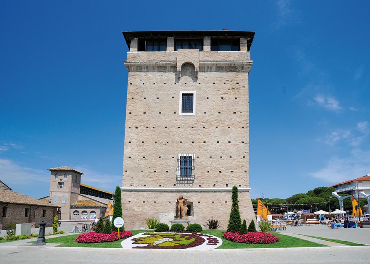 Cervia Città Giardino_Dante_Ravenna Torre_Foto di Gianni Castellani (1)