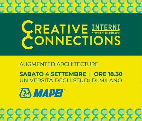 Talk Augmented Architecture | Sabato 4 settembre 2021, ore 18:30