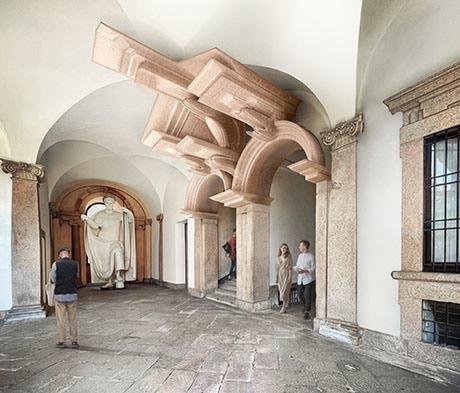 Augmented Architecture:  Mapei con Cino Zucchi al FuoriSalone 2021