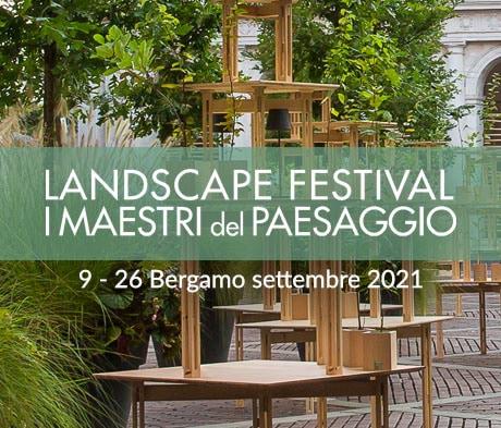 Mapei Partner di Landscape Festival. I Maestri del Paesaggio