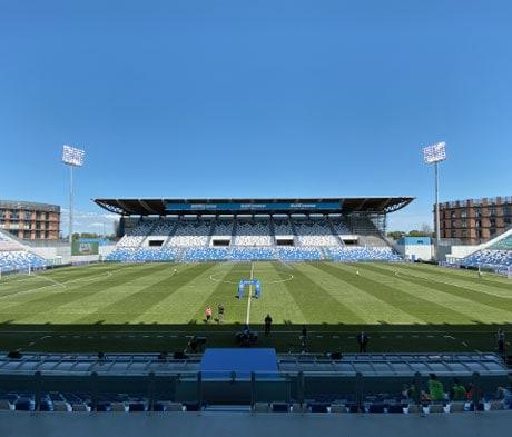 Mapei Stadium: dove si gioca il grande calcio