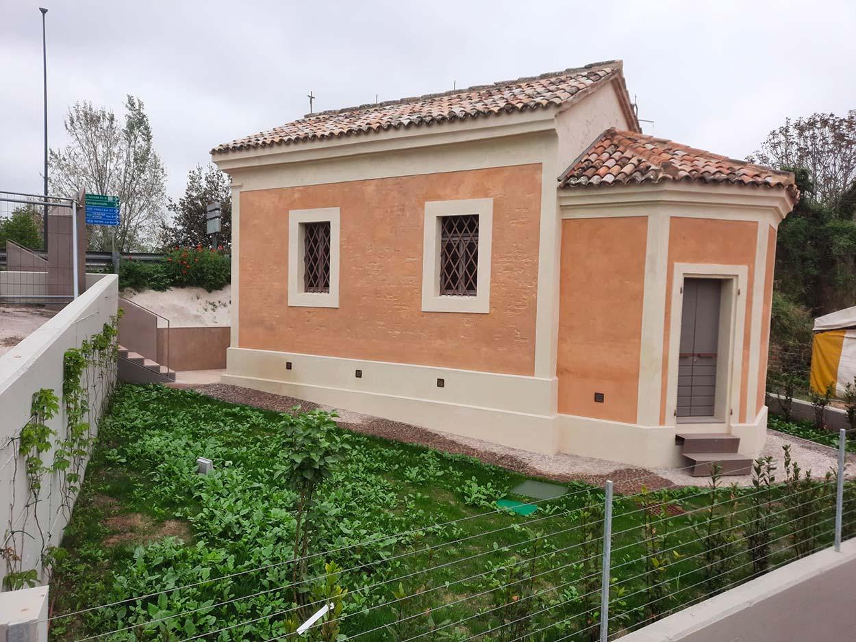Oratorio Madonna Pompei