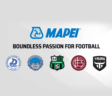 Mapei: boundless passion for football