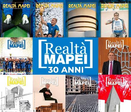 30 anni di Realtà Mapei