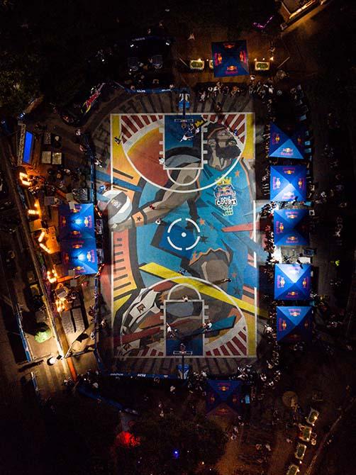 Campo da basket Scalo San Lorenzo 1-r