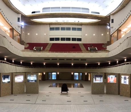 Teatro Lirico: terminati i lavori di riqualificazione