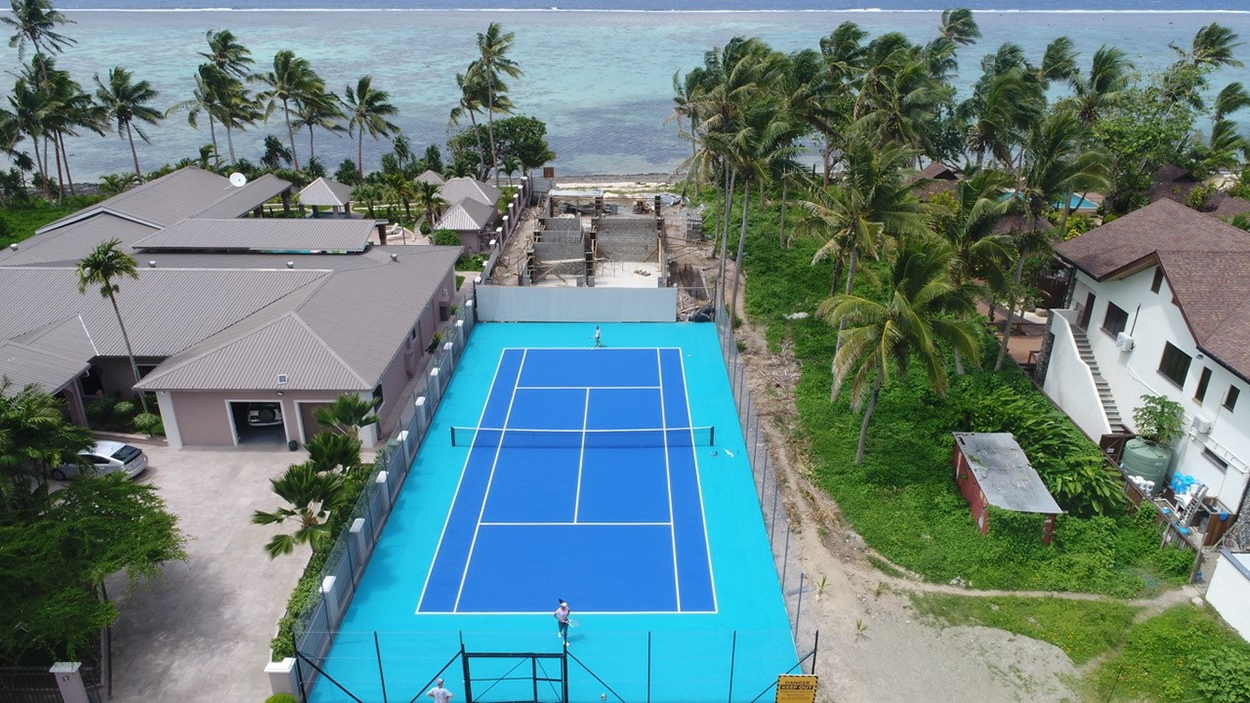 Maui Palms Resort - Coral Coast - Fiji (1)