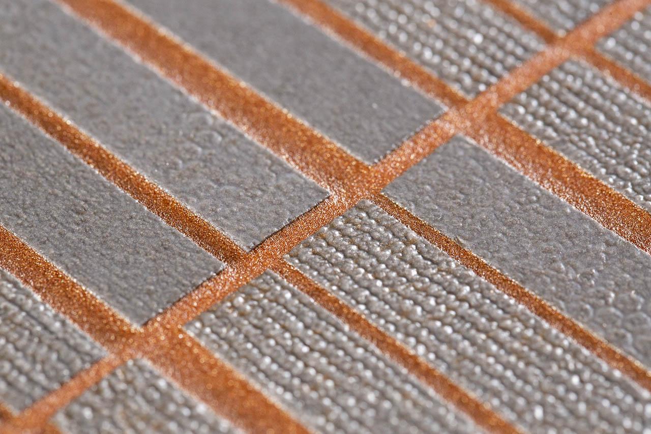 Kerapoxy Easy Design MapeColor Metallic grigio