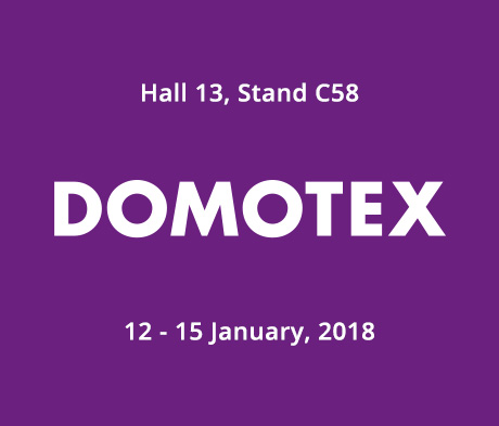 Mapei at Domotex 2018