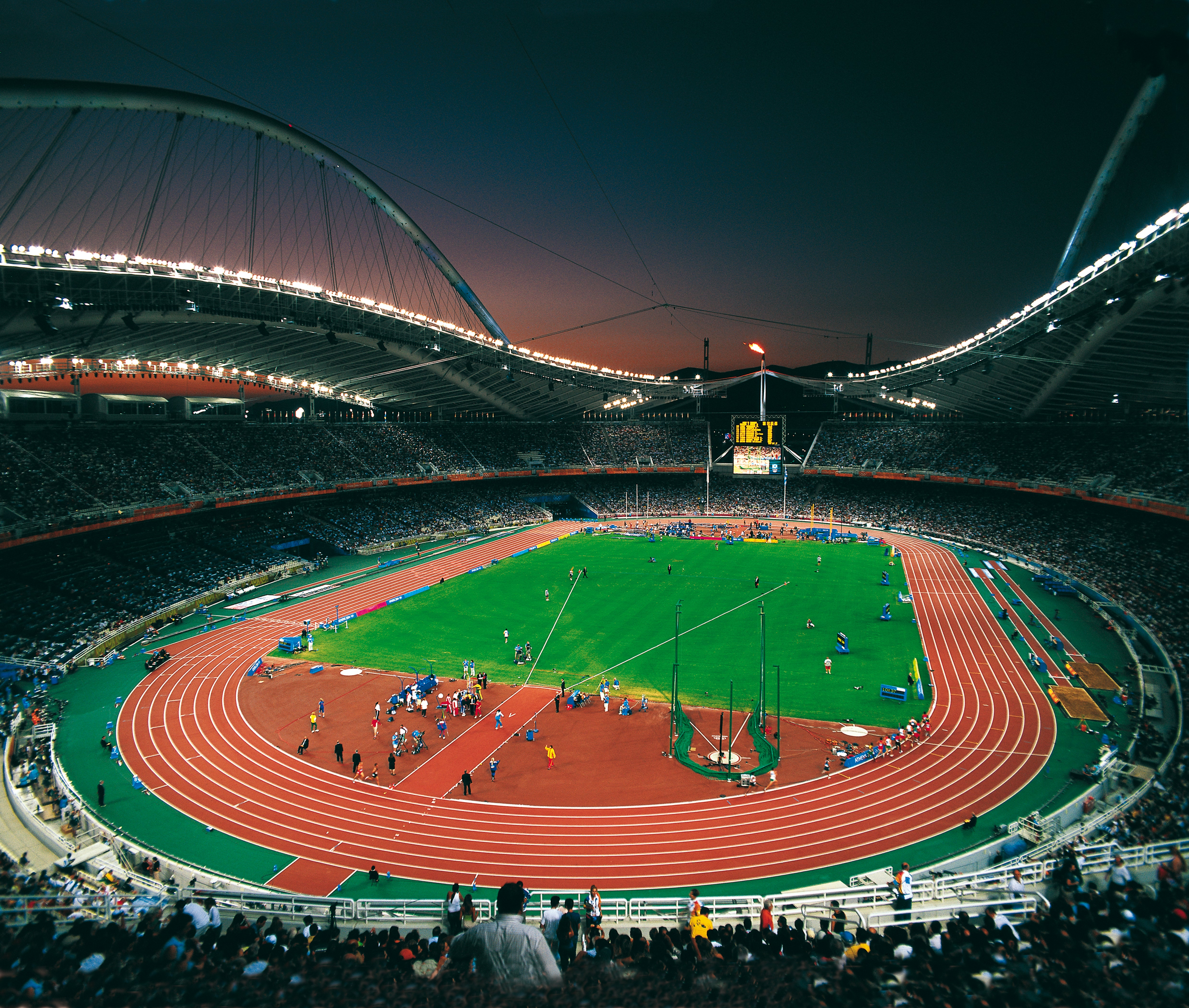 ADESILEX G19 - Athenes Olympic Stadium - Greece