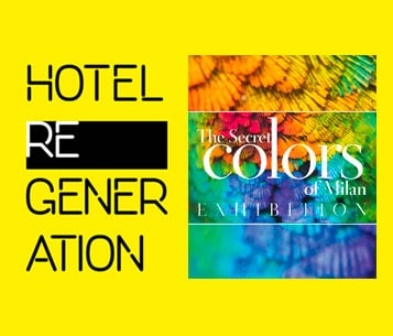 Mapei participates at FuoriSalone 2018 with Hotel Regeneration and The Secret Colors of Milan