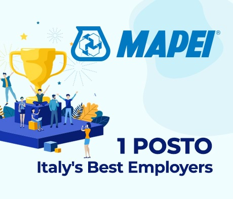 "Mapei tra gli ""Italy's Best Employers 2022"""