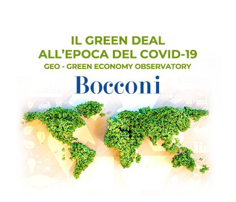 Mapei interviene al Convegno online dell'Osservatorio Green Economy  dell'Università Bocconi