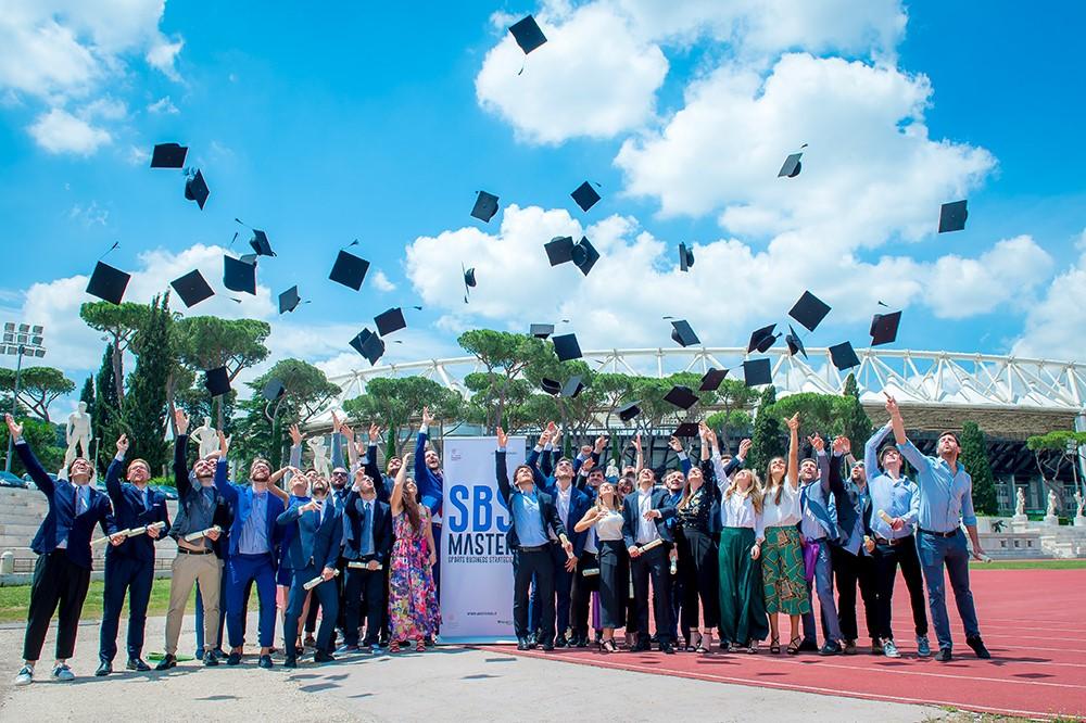 Consegna dei Diplomi del Master SBS