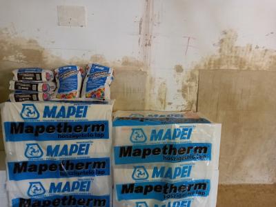 Mapei Kft. jelenléte a szakképzésben