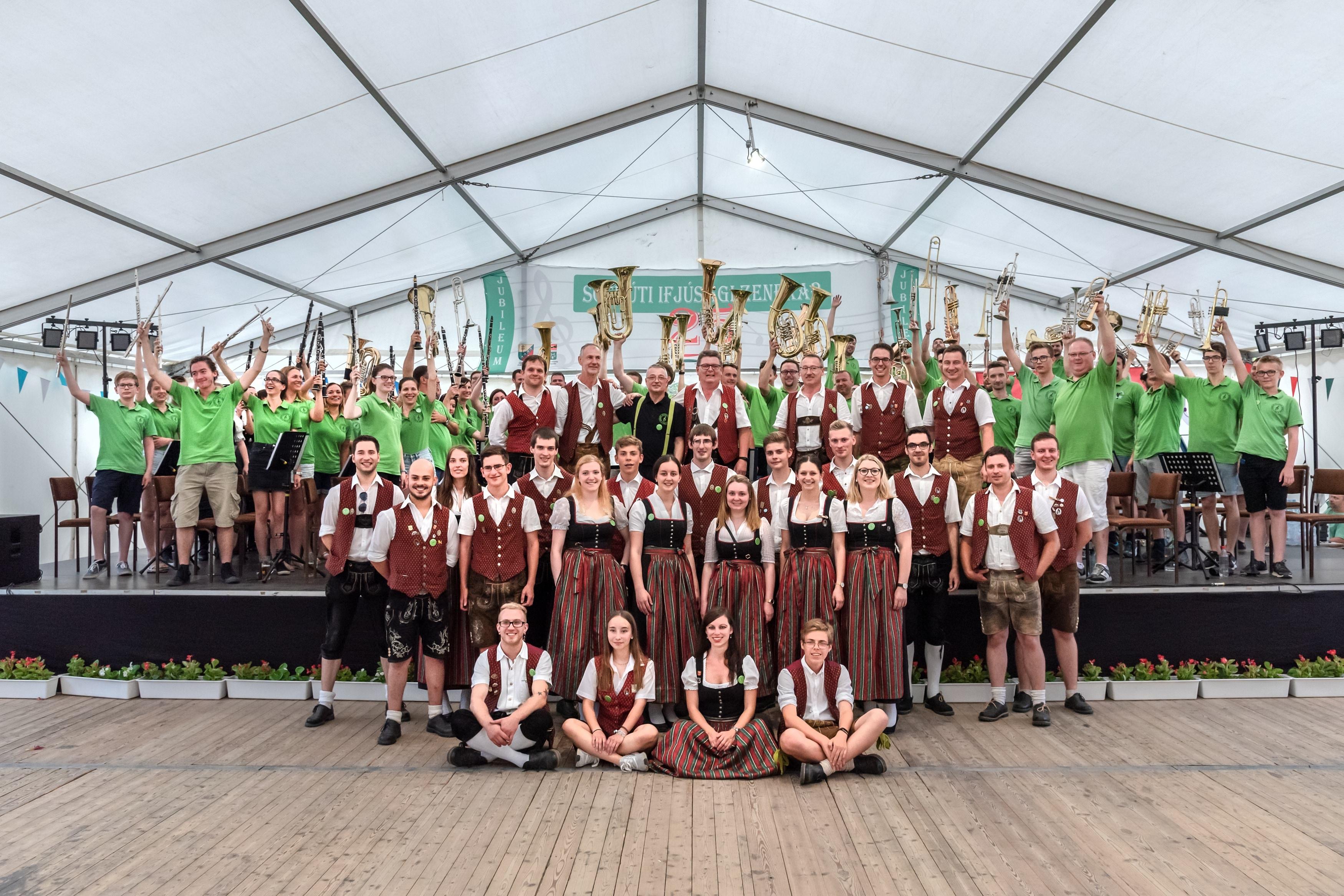 Sóskúti Ifjúsági Zenekar támogatása