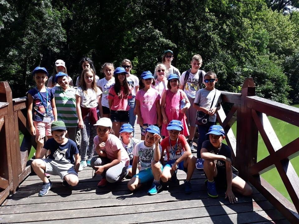 Munkahelyi nyári tábort indított a Mapei Kft.