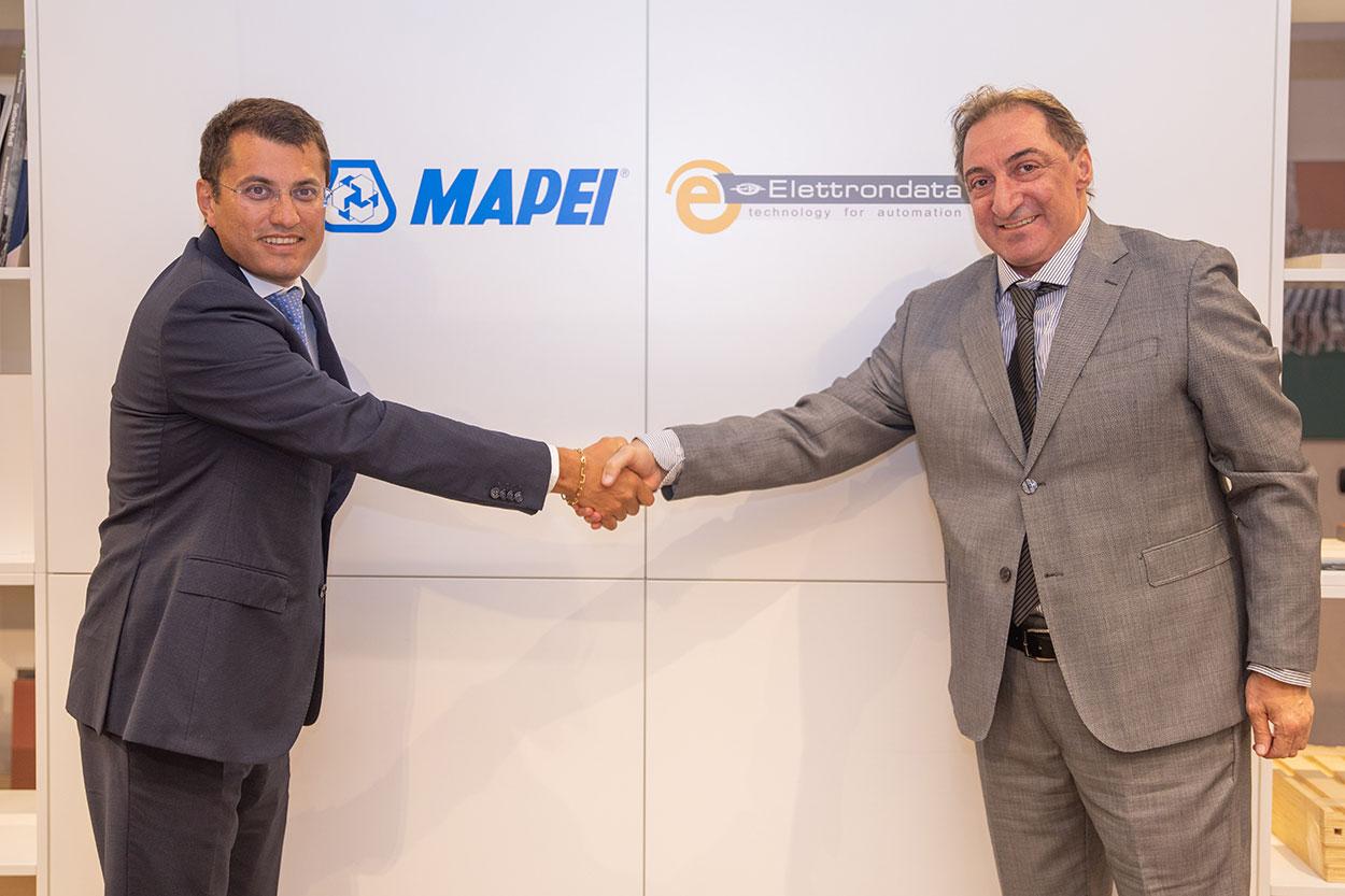 A Mapei és az Elettrondata straégiai szövetsége a transzportbetonok minőségének biztosítása édekében