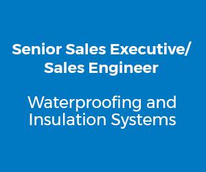 Senior Sales Executive Insulation