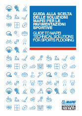 Guide to Mapei Technical Solutions for Sport Flooring