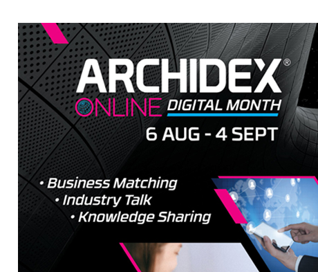 Mapei Malaysia in ARCHIDEX Online 2020
