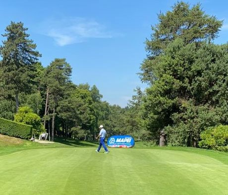 Golf: great enthusiasm at the Mapei Trophy