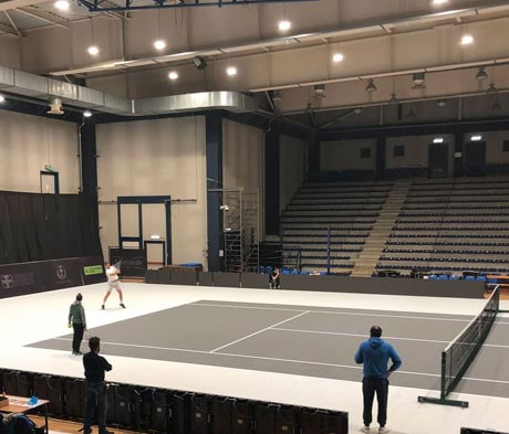 Mapei Sponsors the ATP Challenger 80 and 125