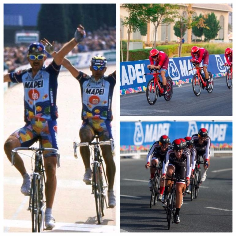MAPEI Supports UCI Road Race