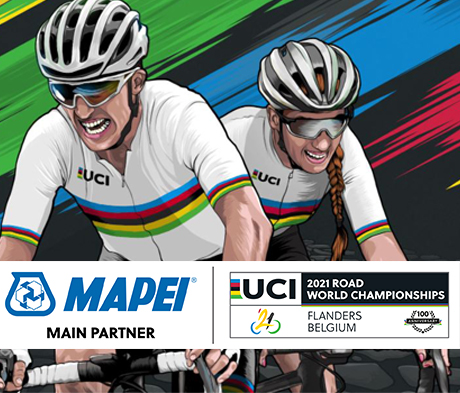 MAPEI – Main Partner in the UCI Road World Championships